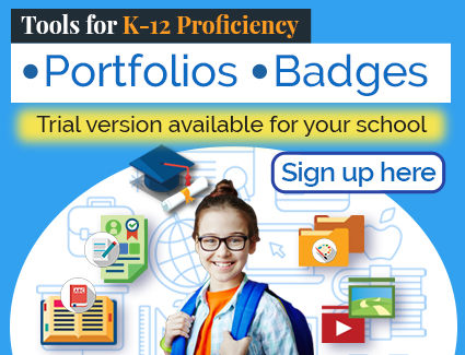 Digital Badges and Portfolios
